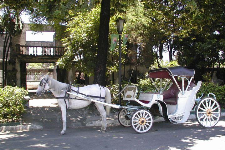 イントラムロスの馬車